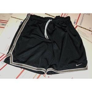 •Nike's basketball shorts•